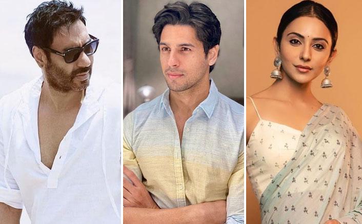 Ajay Devgn announces 'Thank God' with Sidharth and Rakul Preet Singh
