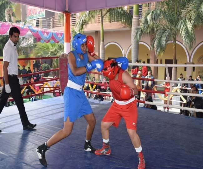 Mizoram will host international boxing event