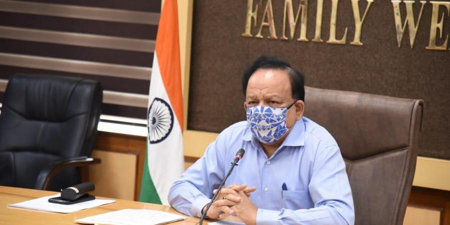 Covid vaccination to start in next few days: Dr. Harsh Vardhan