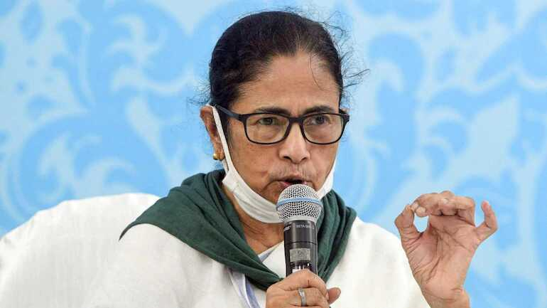 BJP a 'Washing Machine' party, turns corrupt leaders into Saints: CM Mamata