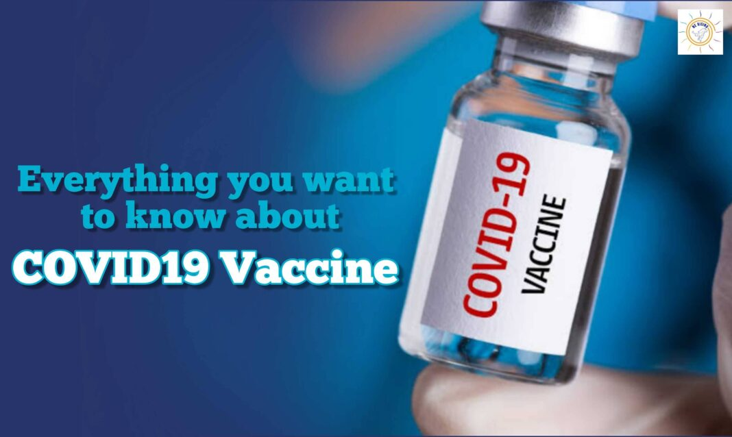 Everything you want to know about COVID19 Vaccine officially