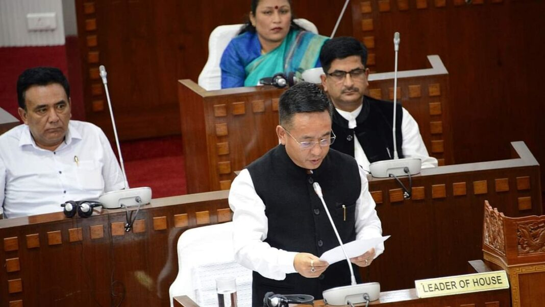 Key bills passed during Fourth Assembly session held in Sikkim
