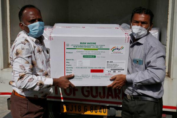 Mizoram will receive 18,500 doses of COVID19 vaccine