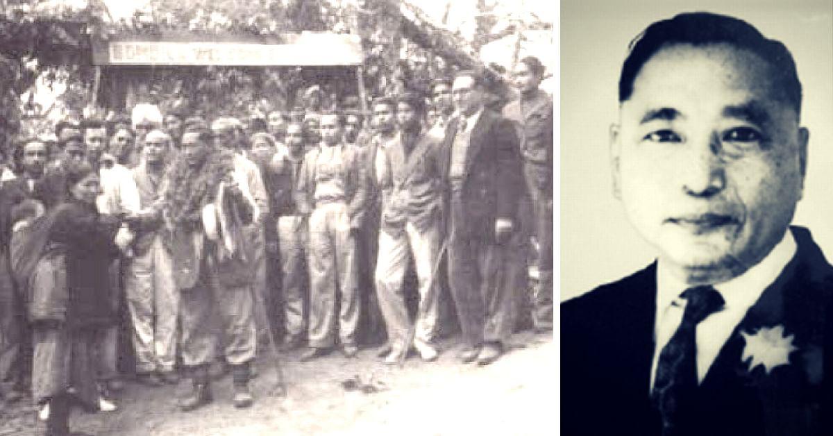 Memorial in Arunachal for Major Bob Khathing, the man who won Tawang for India