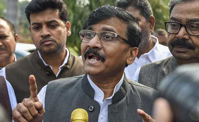 Shiv Sena will contest in Bengal elections: Sanjay Raut