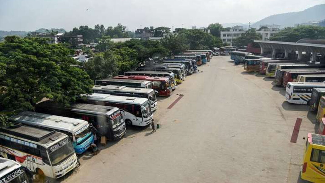 Assam Transport workers call for series of Chakka Bandh from January 27