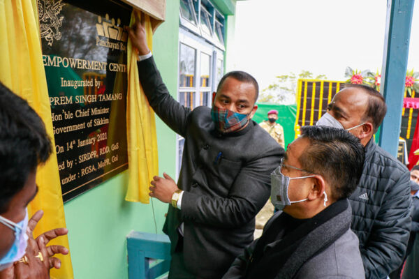 India's first child empowerment centre launched in Sikkim