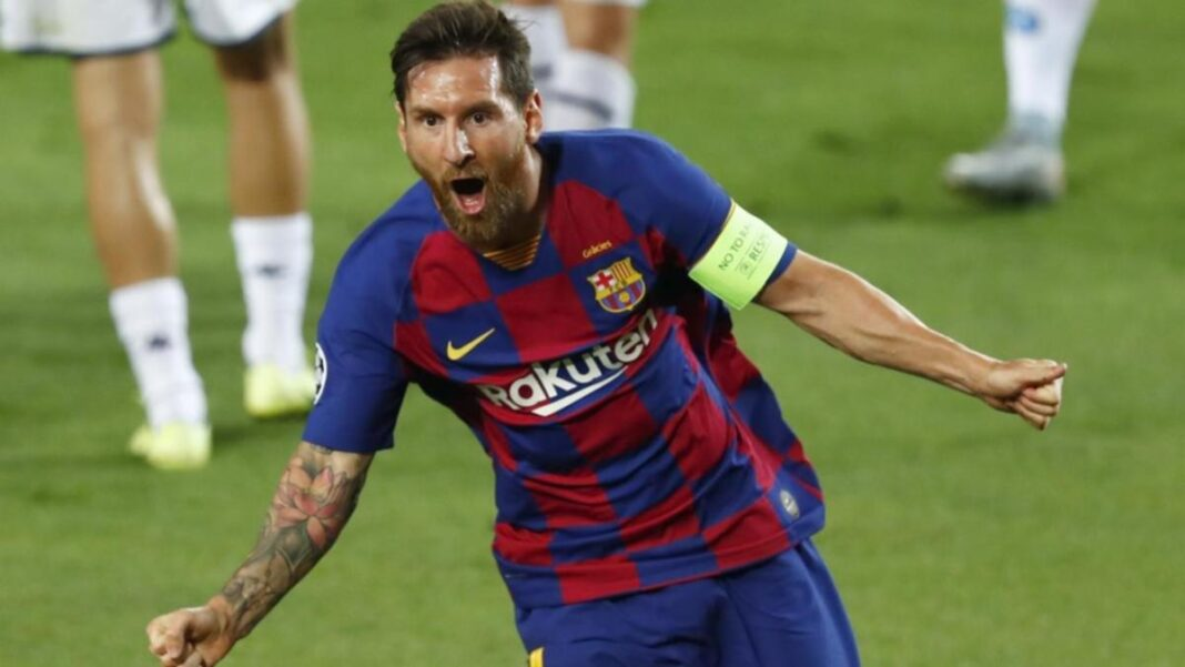 At 555 million euros, Messi bags biggest deal in history: Report