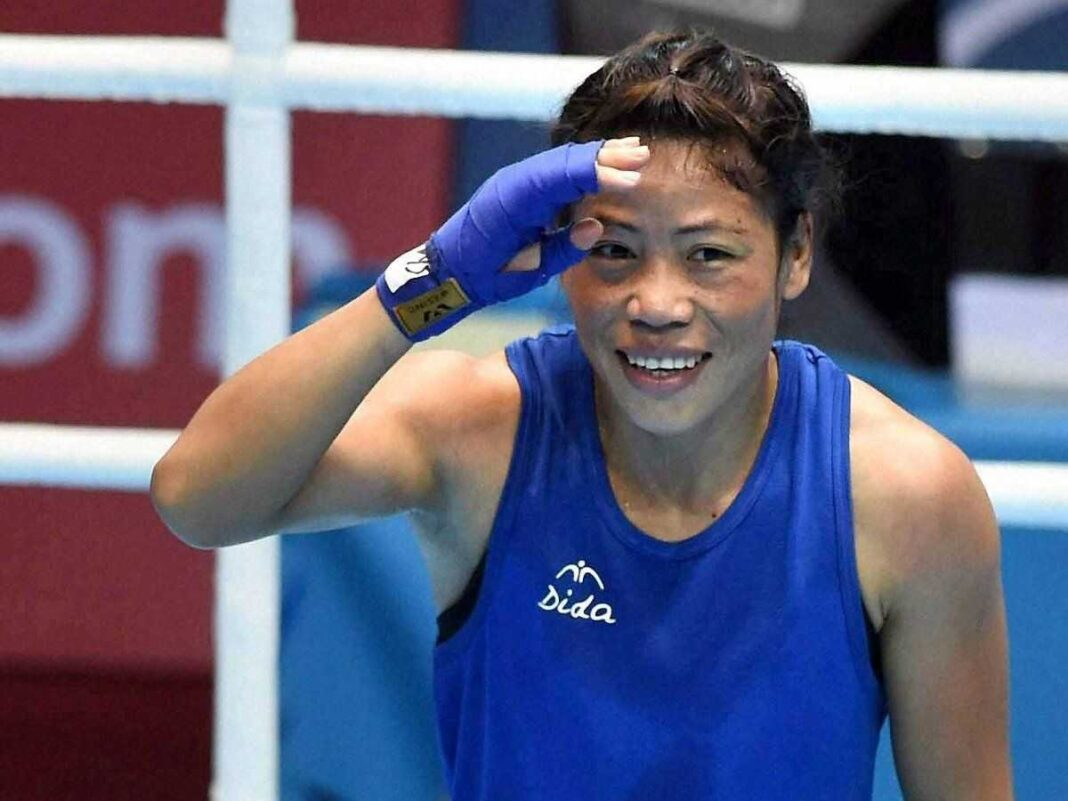Mary Kom To Make Competitive Comeback In Spanish Tourney