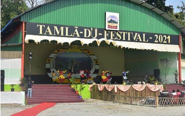 Indian Army celebrates 'Tamla-Du' festival in Arunachal Pradesh