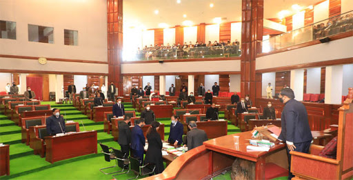 Watch | National Anthem played in the Nagaland Assembly for the first time