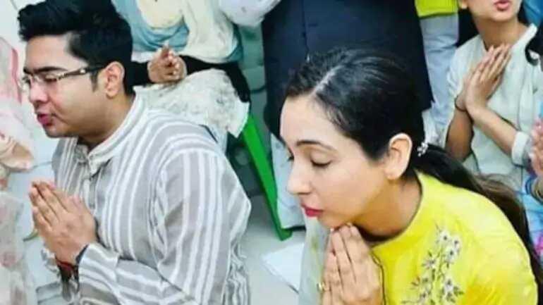 Abhishek Banerjee's wife Rujira Banerjee asks CBI to question her at residence