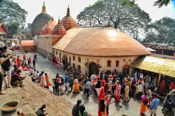 Priyanka Gandhi starts 2-day Assam trip in a rather spiritual manner