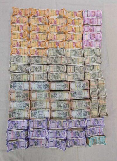 Police arrest Hawala operator with Rs 60,97,000 in Kolkata